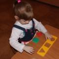 Задания для обследования сенсорного восприятия предметов у детей дошкольного возраста
