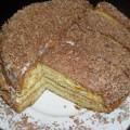 Торт «Вкусняшка». Рецепт