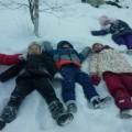 «Первый снег»— фотоотчет