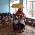 Сценарий осеннего развлечения для детей первой младшей группы «Ежик в гостях у детей»