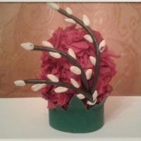 Мастер-класс по декоративному-прикладному искусству «Пасхальный сувенир»