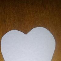 Мастер-класс по рисованию «Валентинки для родителей» для детей второй младшей группы
