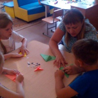 Фотоотчет «Совместная деятельность воспитателя с детьми»