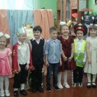 Театрализованное представление по ПДД «Сказка о царе Семёне и капризной принцессе» для детей разного дошкольного возраста