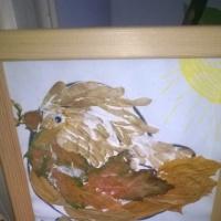 Фотоотчет о выставке детских работ «Краски осени»