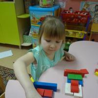 Описание развивающей предметно-пространственной среды с учетом возрастных особенностей детей старшей группы