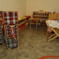 Реабилитационно-развивающая среда кабинета Монтессори