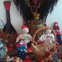 Фольклорный праздник «Русские посиделки» (вторая младшая группа)