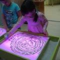 Конспект для детей старшей группы «В гости к Песочной Фее».
