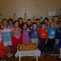 Интегрированное занятие по формированию бережного отношения к хлебу «От зернышкадо булочки» в подготовительной группе