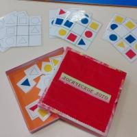 Дидактическая игра «Логическое лото» для детей 4–6 лет