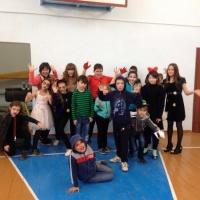 Сценарий развлекательного мероприятия для учащихся 1–9 классов, приуроченного к празднику англоговорящих стран— Хэллоуину