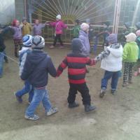 Организация двигательной активности детей на прогулке