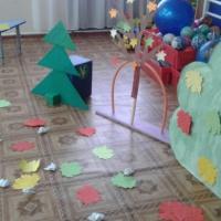 Конспект занятия по формированию основ экологических знаний у детей второй группы раннего возраста «Осенние листья»