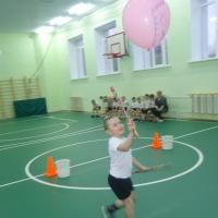 Сценарий спортивного развлечения для детей старшего дошкольного и младшего школьного возраста «Весёлые старты»