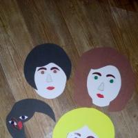 Конспект НОД по рисованию в подготовительной группе «Мамин портрет» с использованием нетрадиционных техник рисования