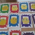 Конспект занятия по аппликации с элементами рисования во второй младшей группе «Колобок на окошке»