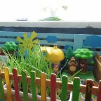 «В гостях у Маши и Медведя». Экологическое воспитание дошкольников. Огород на окне