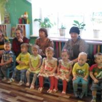 Сценарий развлечения ко Дню матери «Мама-сердце мое!» для детей и родителей группы раннего возраста