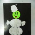 Наше участие в фотофестивале «Светлячок-снеговичок»