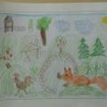 Конкурс рисунков «Мир вокруг нас»