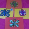 Мастер-класс «Волшебные бабочки в технике многослойная лепка»