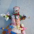 «Кукла Рябинка». Мастер-класс