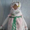 Куколка Берестушка. Мастер-класс