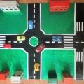 «Перекресток». Настольная игра по правилам дорожного движения. Мастер-класс
