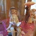 Фоторепортаж «На выставке кукол Ирины Медянцевой»