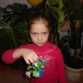 Мастер-класс по изготовлению подарка для мам «Корзинка с ромашками»