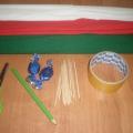 Мастер-класс «Корзина с цветами» (подарок своими руками из бумаги)