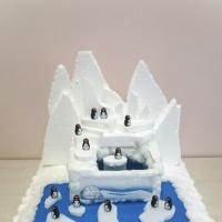Мастер-класс по изготовлению макета Антарктиды