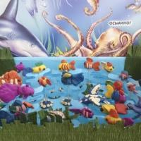 Мастер-класс по изготовлению макета «Морские обитатели»