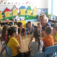 Фотоотчет «Пальчиками играем— речь развиваем»