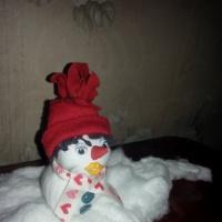 Мастер-класс по изготовлению снеговика из носка