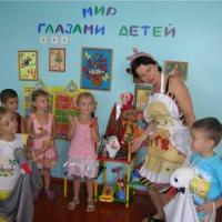 Драматизации сказок на английском языке в детском саду