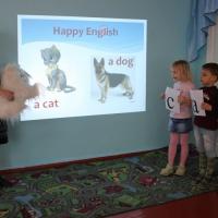 Игры на английском языке для дошкольников