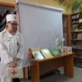 Фотоотчет об экскурсии в библиотеку