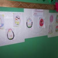 Конспект занятия «Пасхальное яйцо»