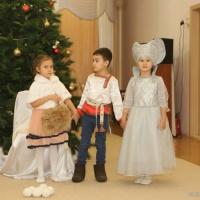 Сценарий новогоднего утренника «Снежная королева» со стихами, песнями, играми
