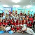Фотоотчёт о празднике «Лесная зимняя олимпиада»