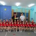 Фотоотчёт о проведении спортивного развлечения «Путешествие в Светофорию»