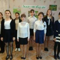 Фотоотчёт об участии в конкурсе экологических коллективов
