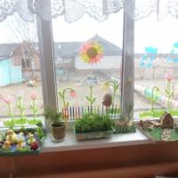 Проект «Огород на окошке» в детском саду