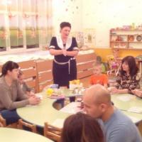 Мастер-класс для родителей по лепке из соленого теста