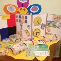 Центр дидактических игр по математике в детском саду