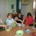 Мастер-класс: «Изготовление травянчиков с родителями и детьми средней группы»