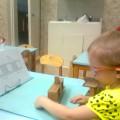 Занятие по конструированию во второй младшей группе «Трамвай»