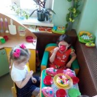 Организация и руководство сюжетно-ролевыми играми в младшем дошкольном возрасте